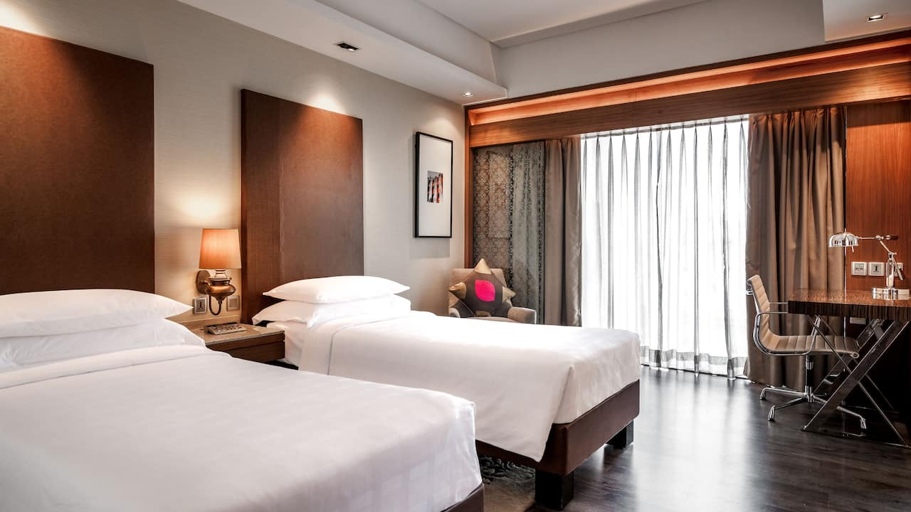 Hyatt Ahmedabad, Twin room