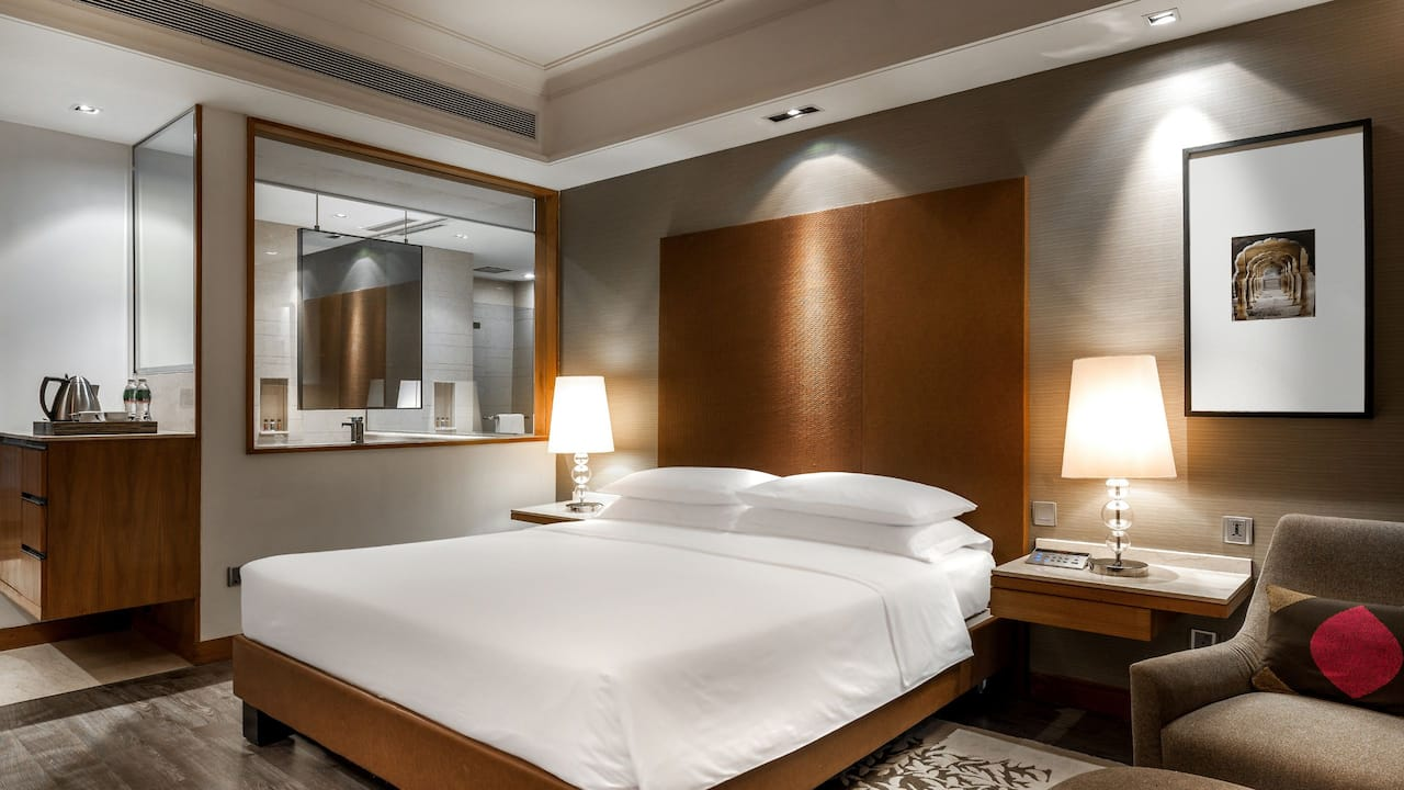 Hyatt Ahmedabad Club Room