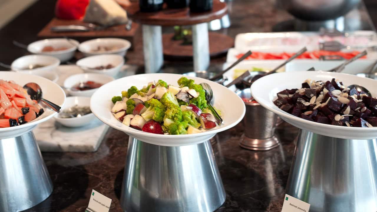 Hyatt Ahmedabad, catering