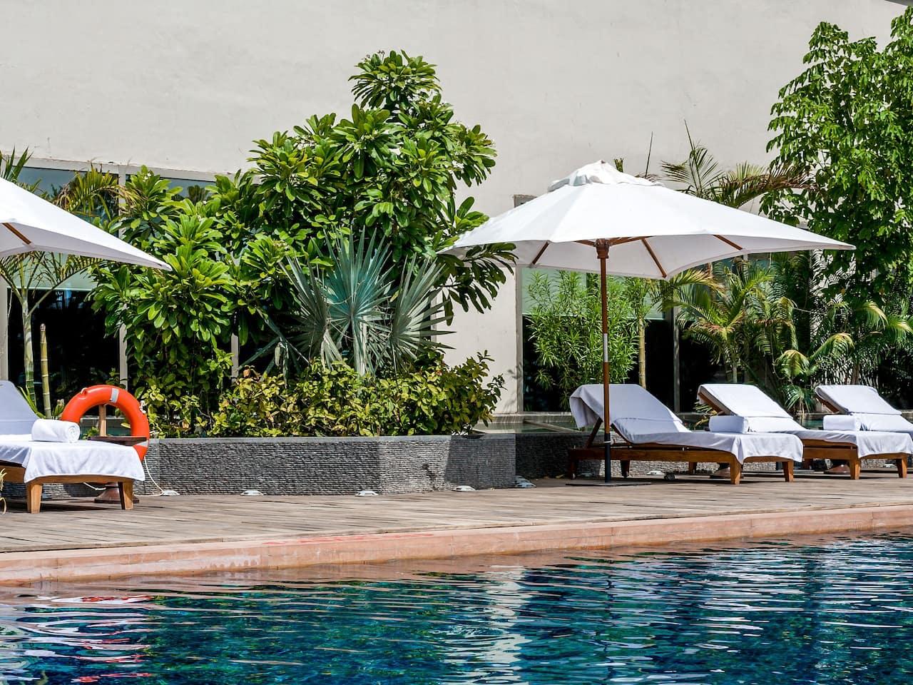 Hyatt Ahmedabad, The Pool