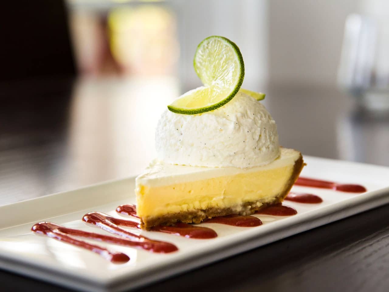 Key Lime Pie Hyatt Centric Key West