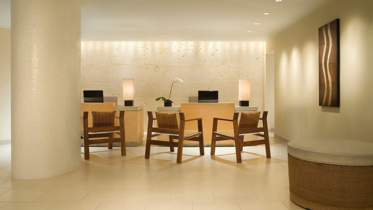 Hyatt Centric Key West Front Desk