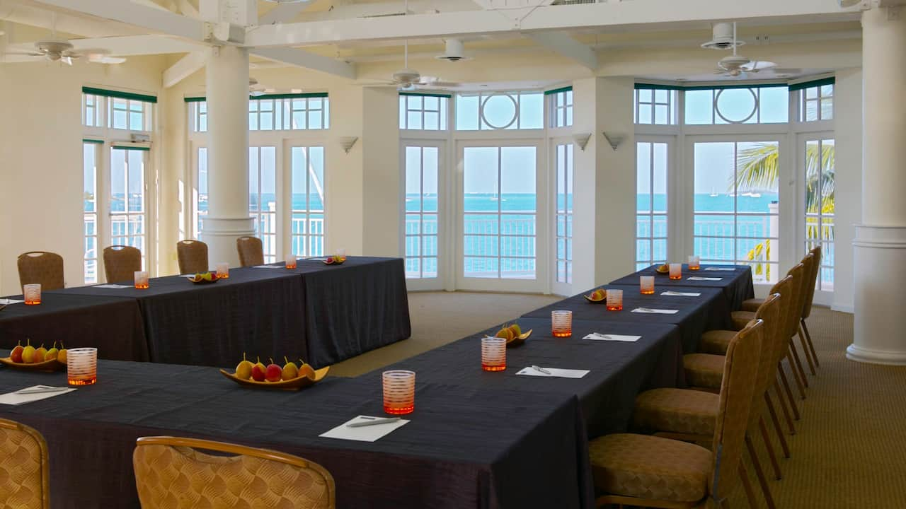 Meeting Room U Shape Hyatt Centric Key West