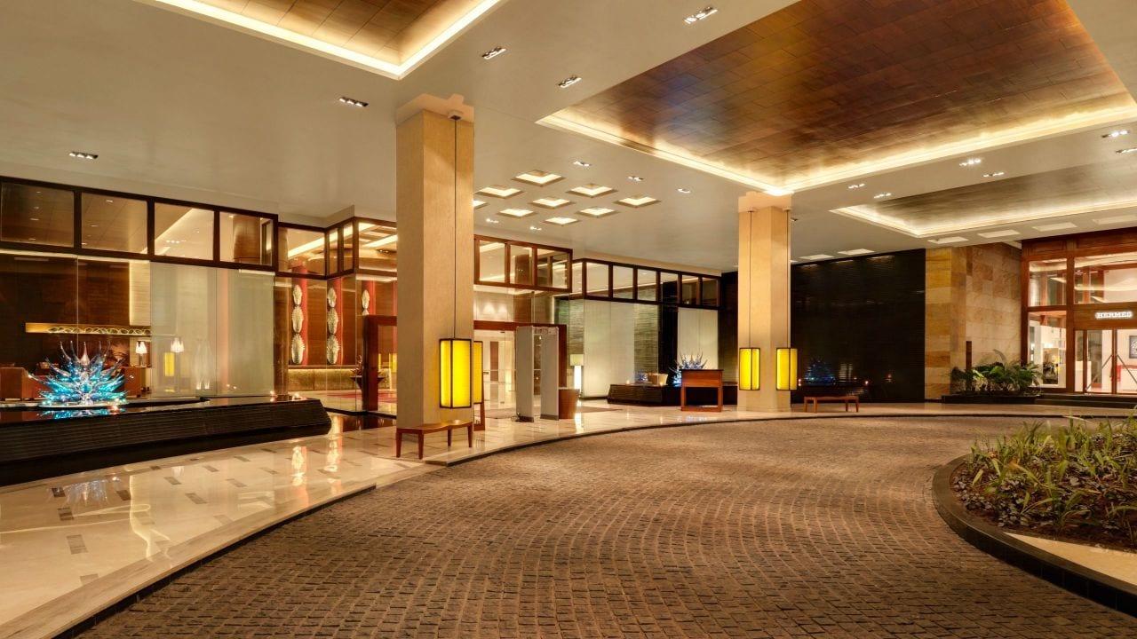 Hyatt Pune Lobby