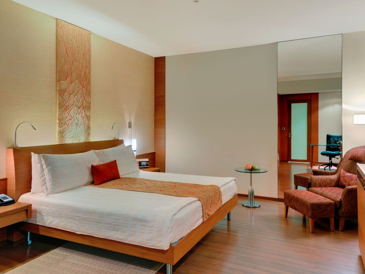 Hyatt Pune Rooms