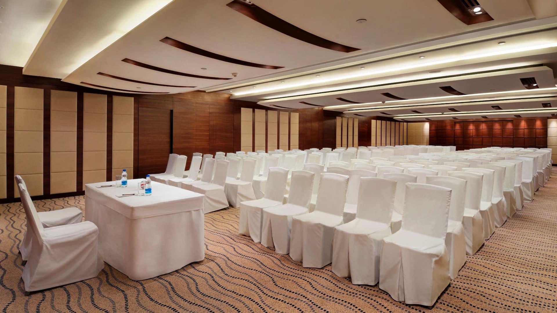 Hyatt Pune Meeting Room