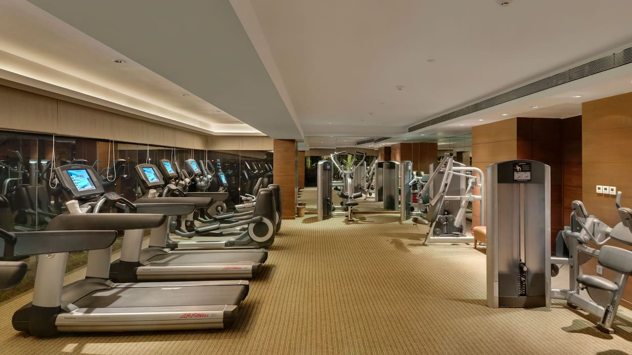 Hyatt Pune Fitness Center
