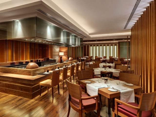 Hyatt Pune Open Kitchen