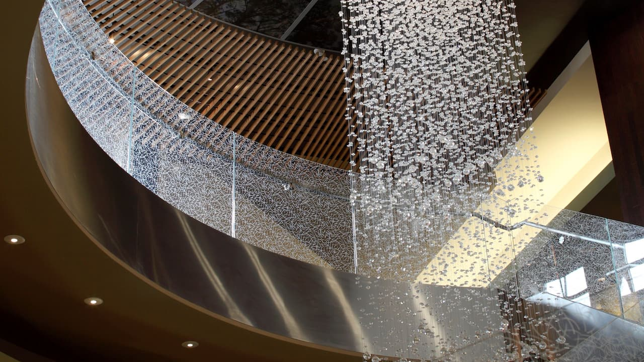 Lobby Detail Trees