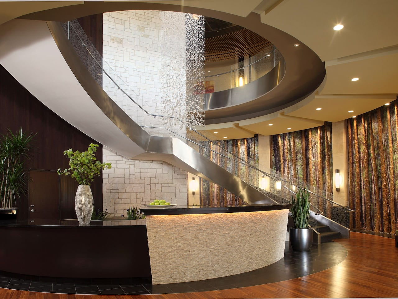 Hyatt Centric The Woodlands | Hotel Front Desk