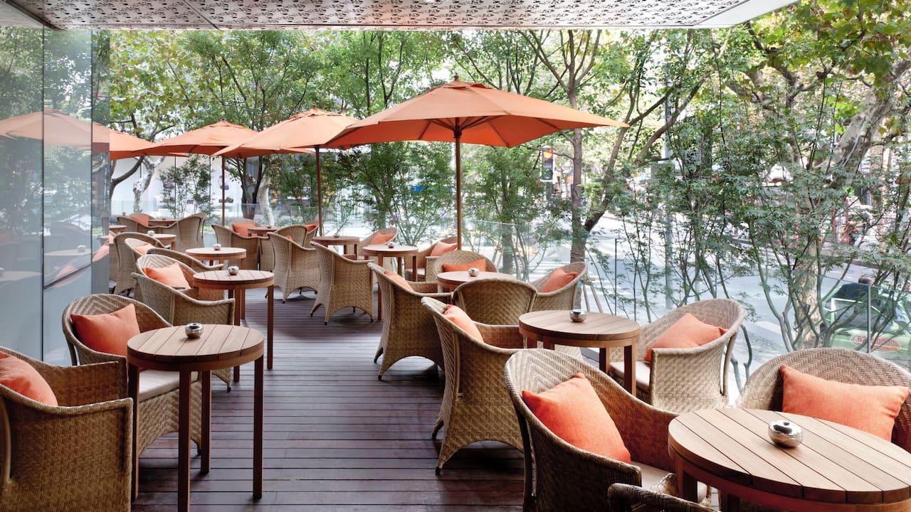 Andaz XINTIANDI, SHANGHAI Terrace