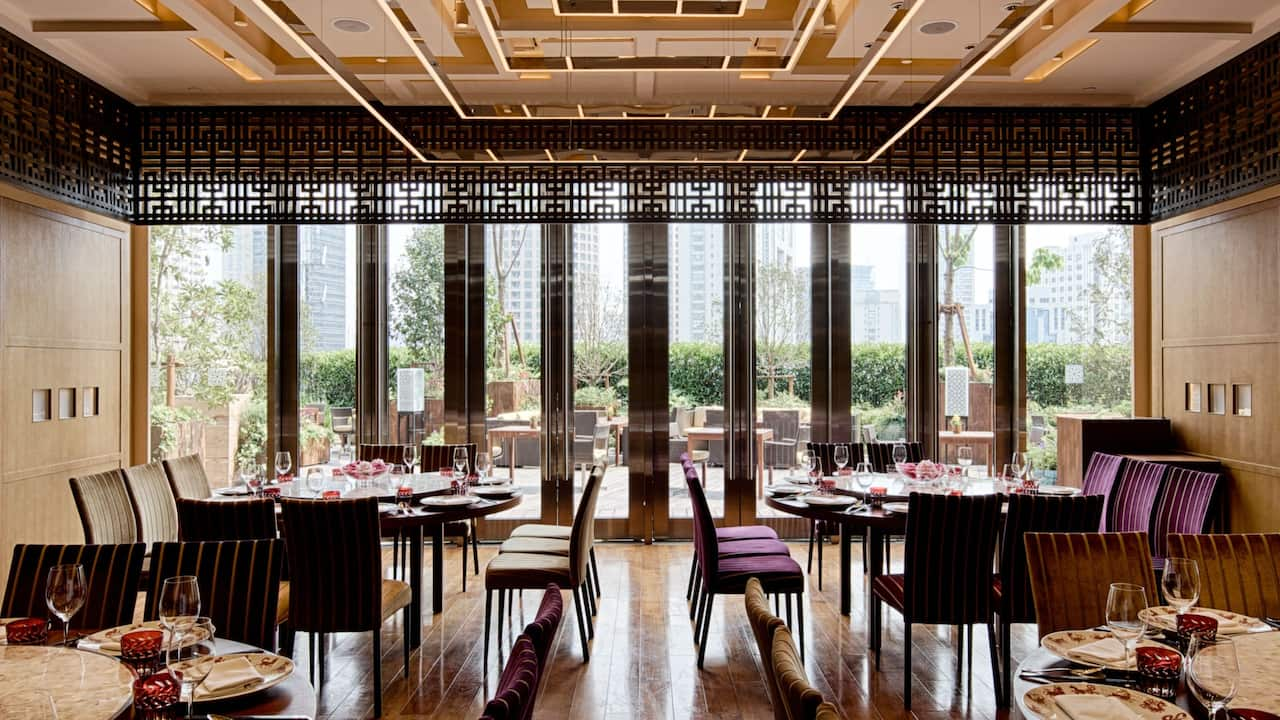 Andaz XINTIANDI, SHANGHAI Banquet