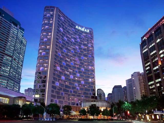Andaz XINTIANDI, SHANGHAI Exterior
