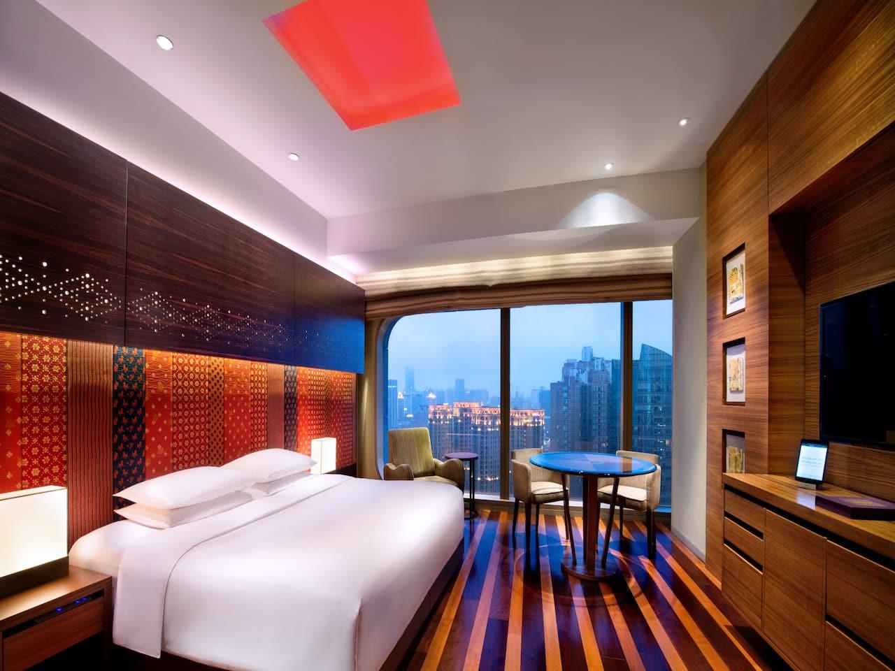 安达仕新天地景观大床房