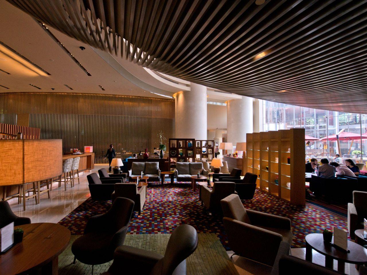 Andaz XINTIANDI, SHANGHAI Lounge