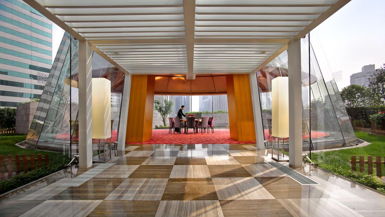 Andaz XINTIANDI, SHANGHAI Pavilion