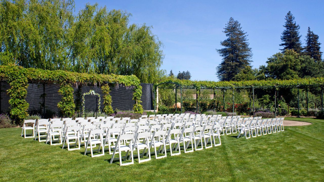Outdoor Wedding Venue at Hyatt Regency Sonoma Wine Country