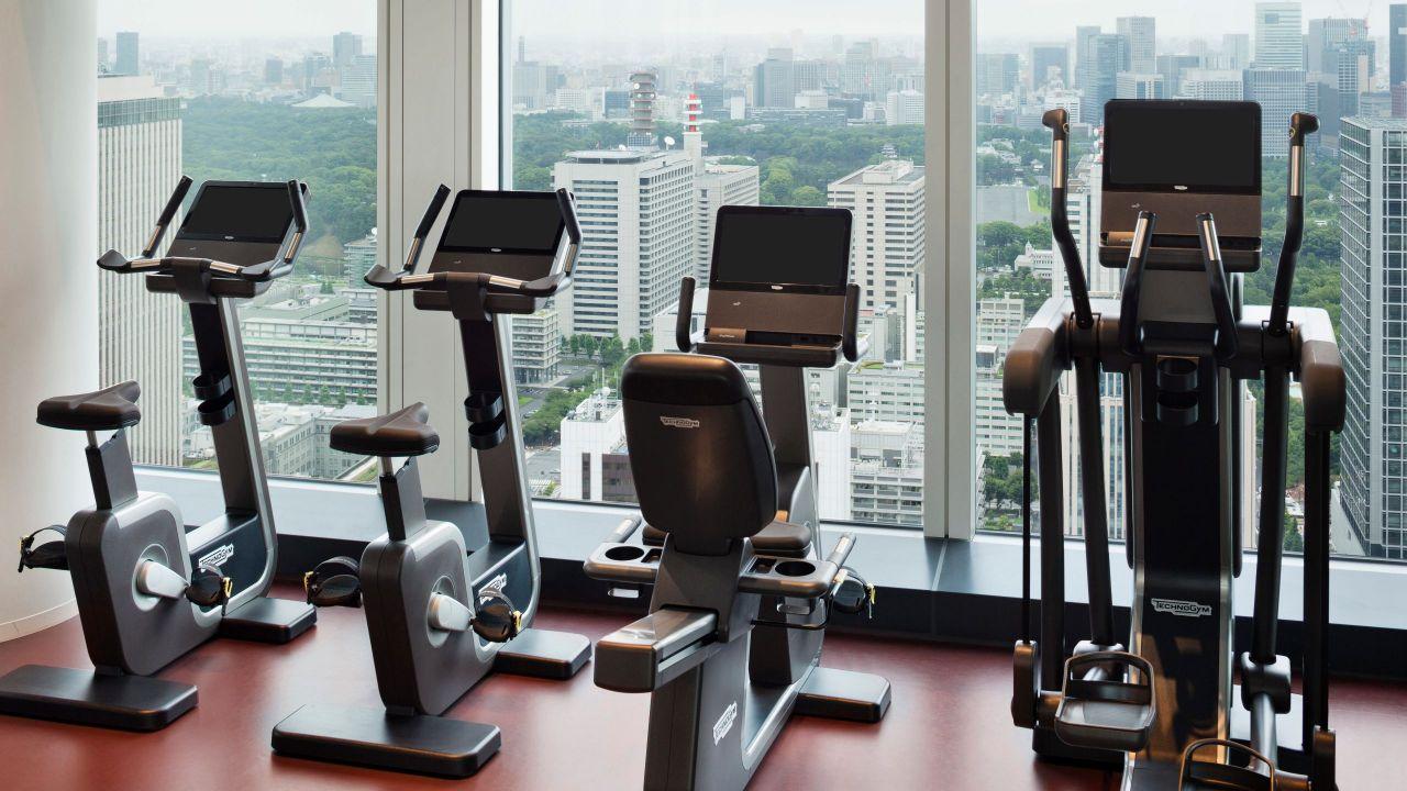 Andaz Tokyo Toranomon Hills, fitness center