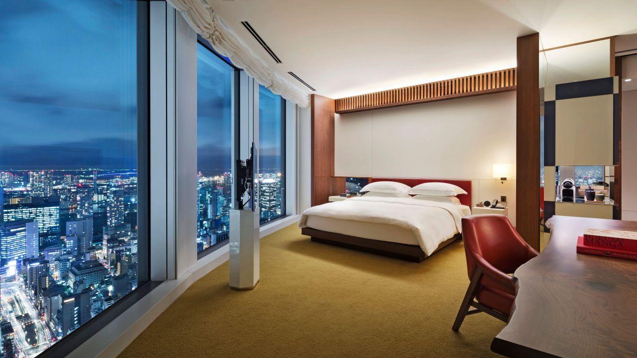 Andaz Tokyo Toranomon Hills, large king guestroom