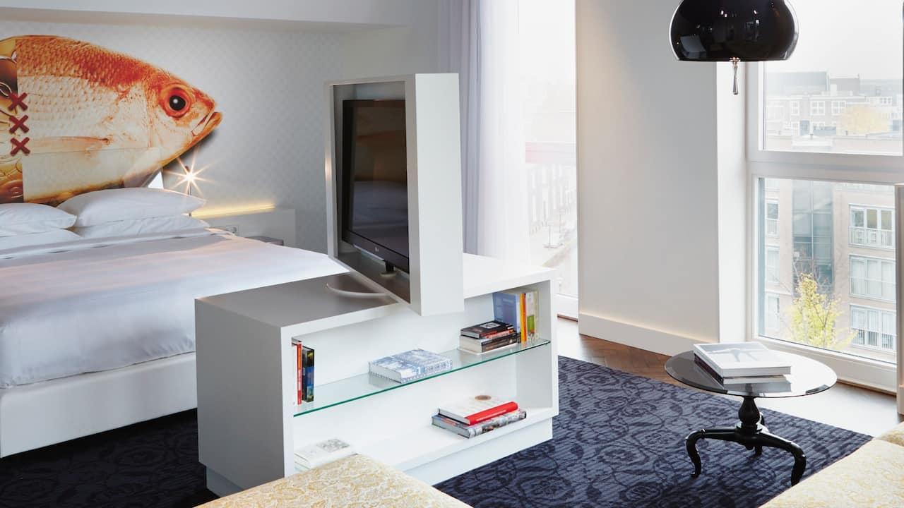 Andaz Amsterdam Prinsengracht | Prinsengracht Suite Bedroom