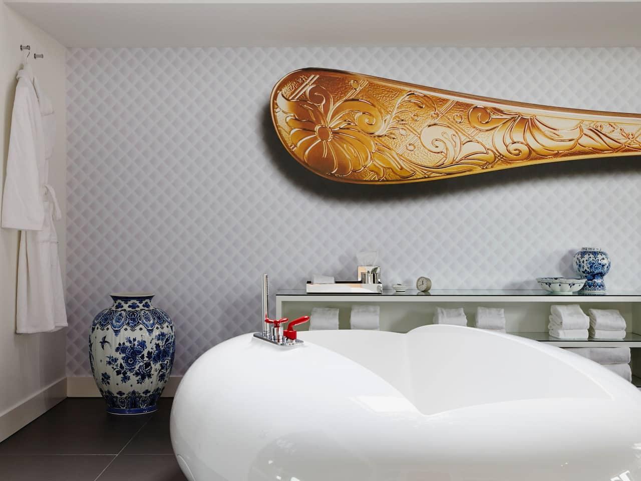 Andaz Amsterdam Prinsengracht | Andaz Room