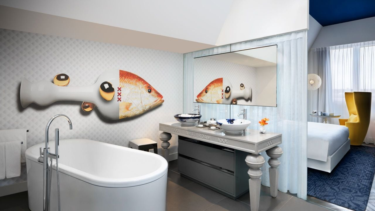 Andaz Amsterdam, Prinsengracht | Andaz Large Suite