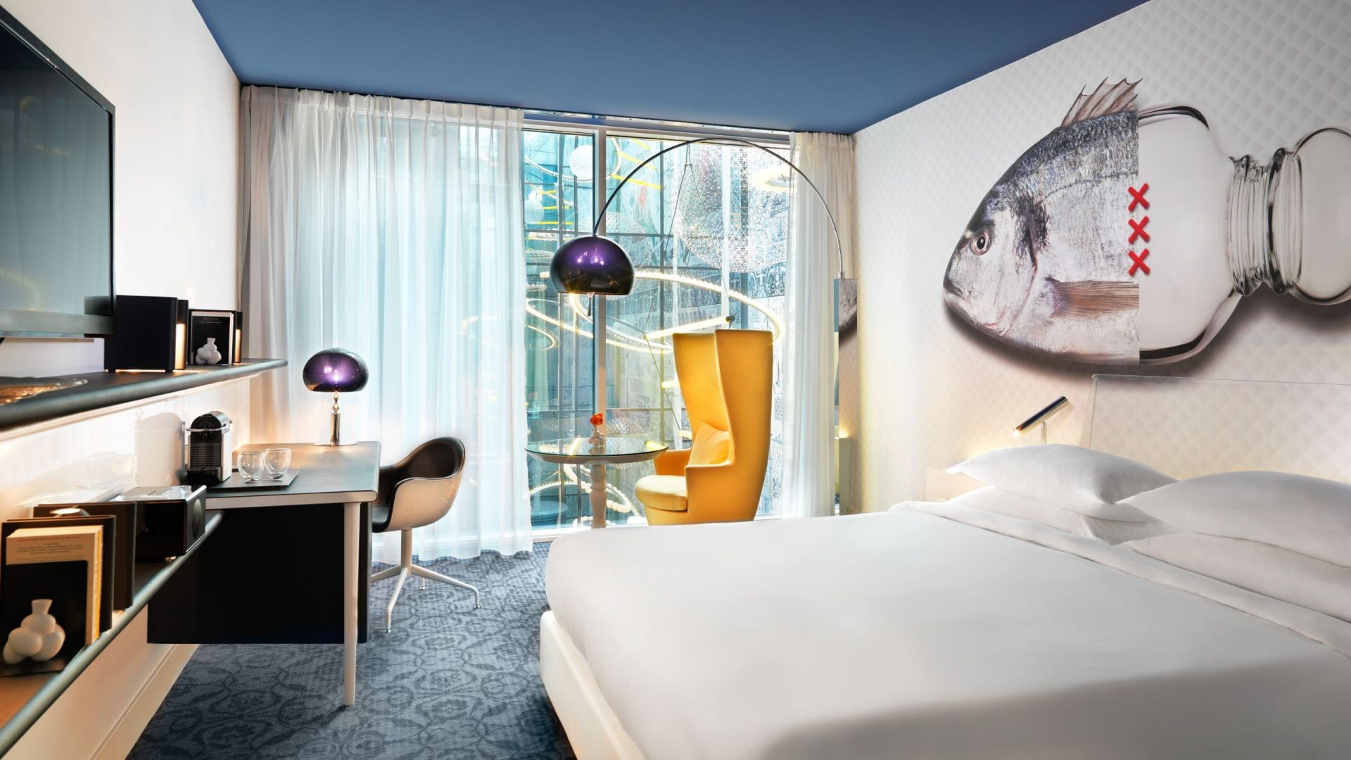 Andaz Amsterdam, Prinsengracht Room