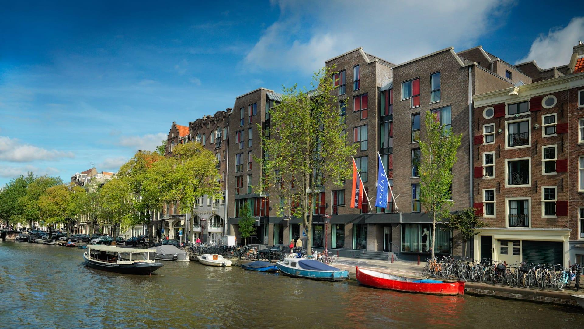 Andaz Amsterdam Prinsengracht Exterior