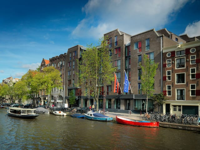 Andaz Amsterdam, Prinsengracht Exterior