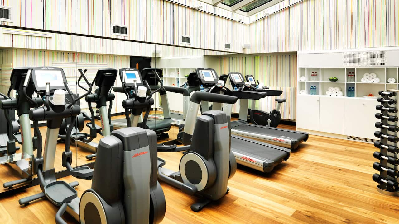 Andaz Amsterdam Prinsengracht Fitness