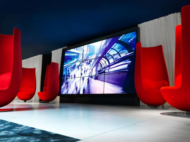 Andaz Amsterdam, Prinsengracht Video Art Lobby