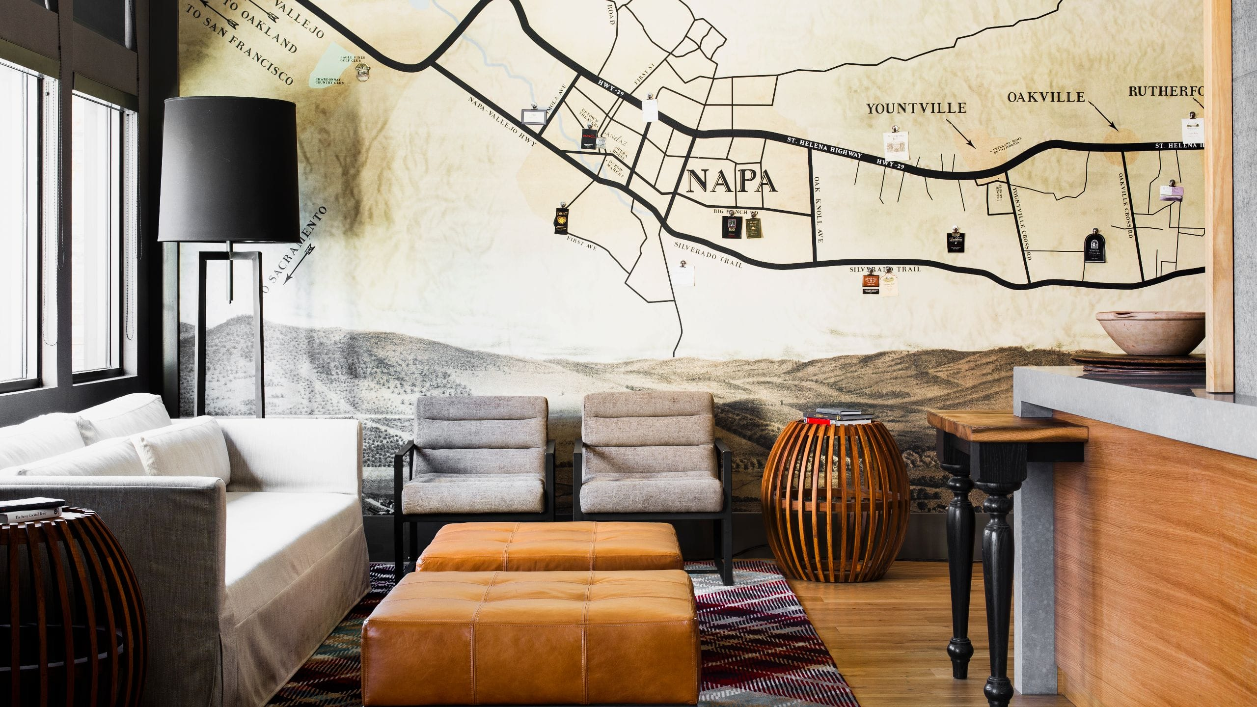 Downtown Napa Hotel in Wine Country – Andaz Napa on