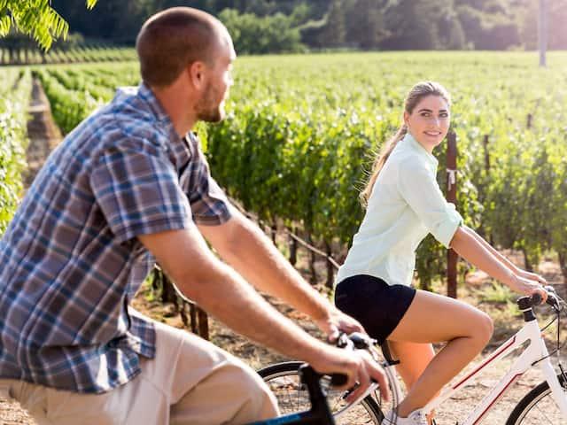 Andaz Napa Biking
