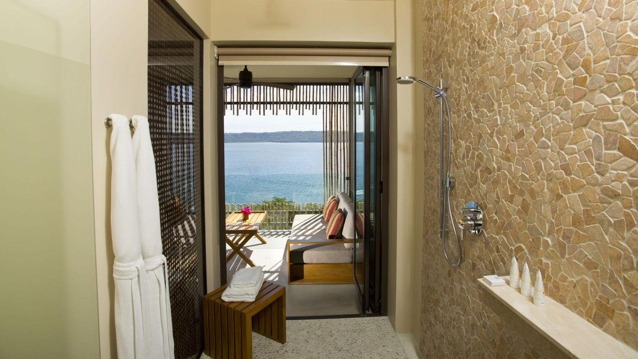 Shower Bay View