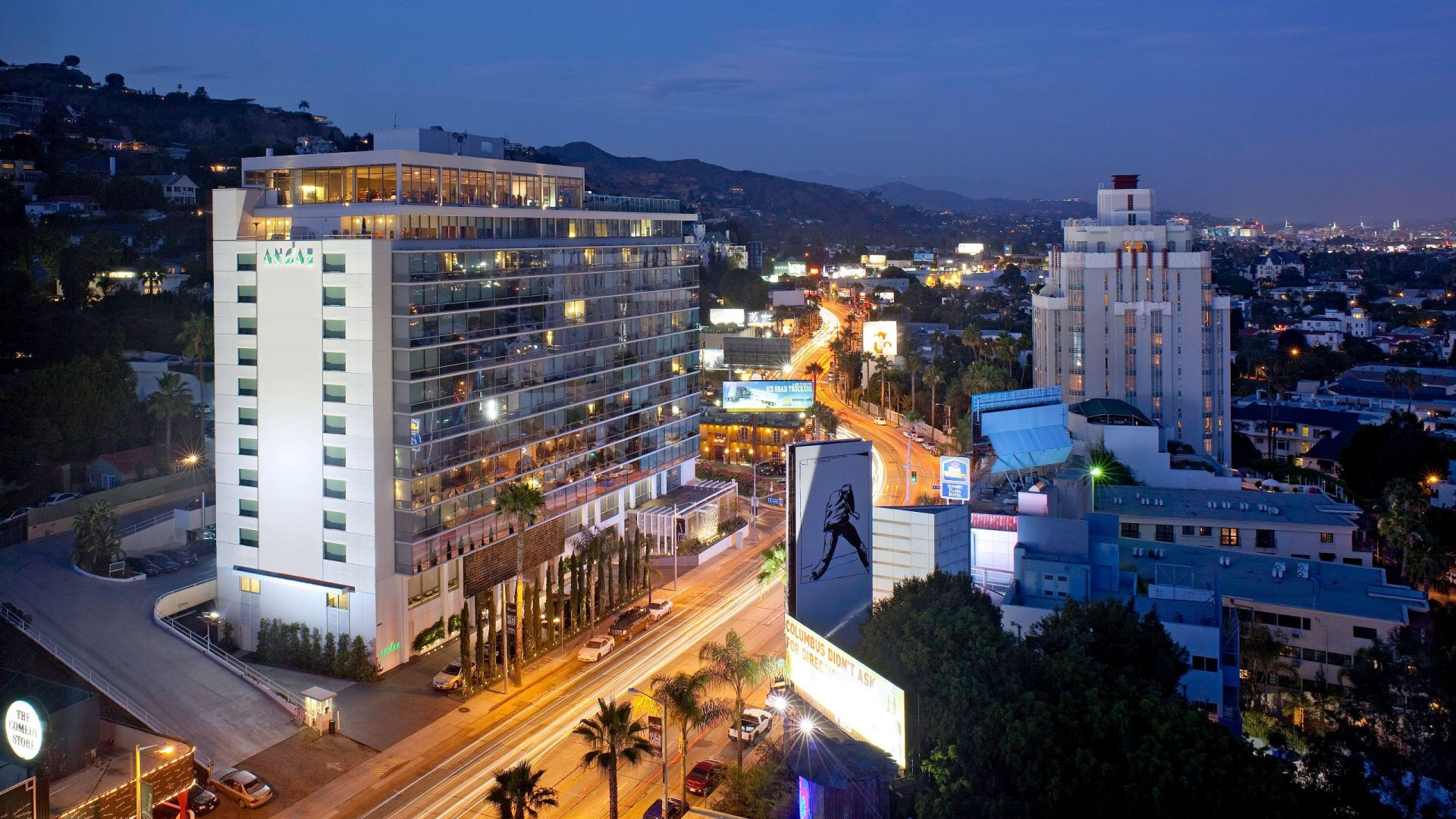 ANDAZ WEST HOLLYWOOD (ANDAZ) | Exterior