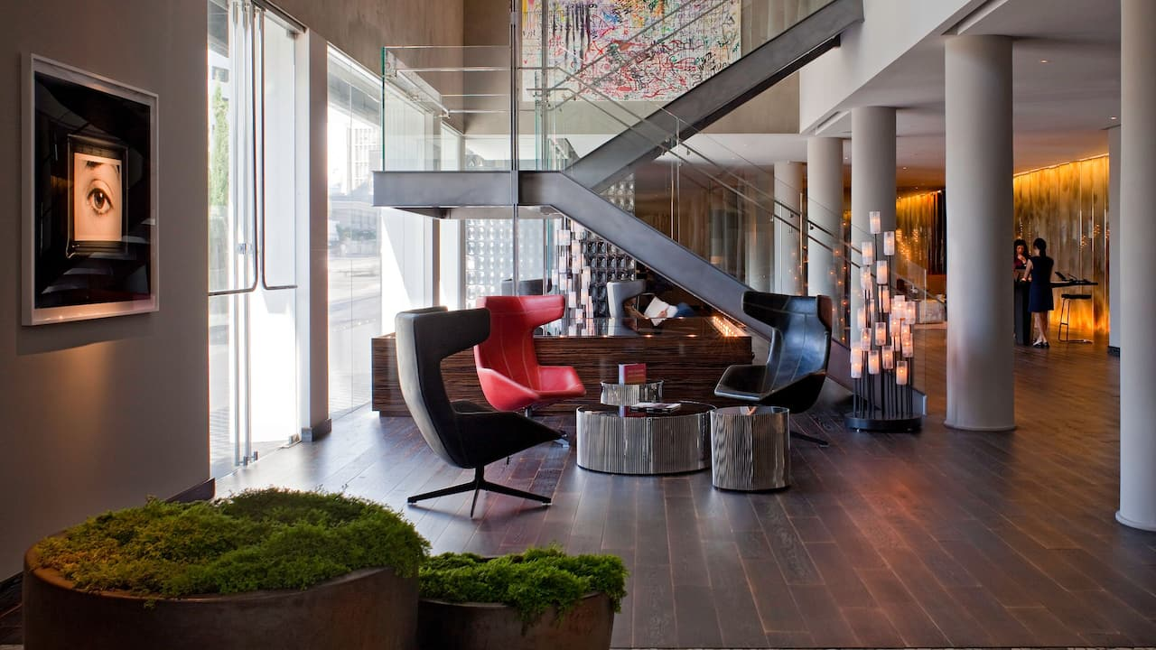 ANDAZ WEST HOLLYWOOD (ANDAZ) | Lobby