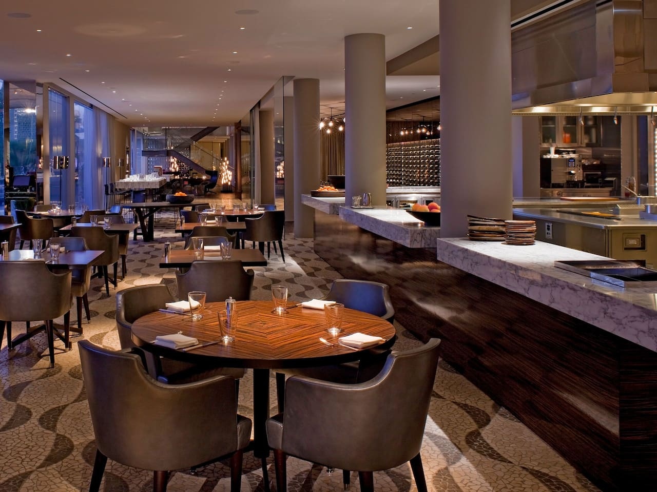 Riot House Restaurant Andaz West Hollywood