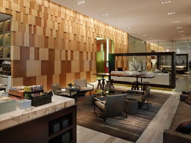Lobby of Andaz Wall Street