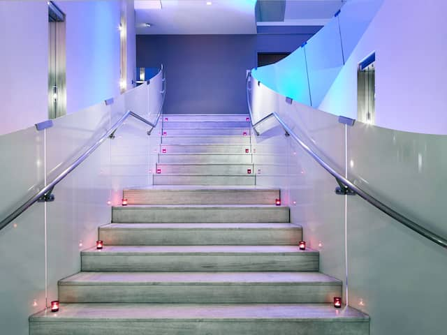 Staircase in Andaz Wall Street