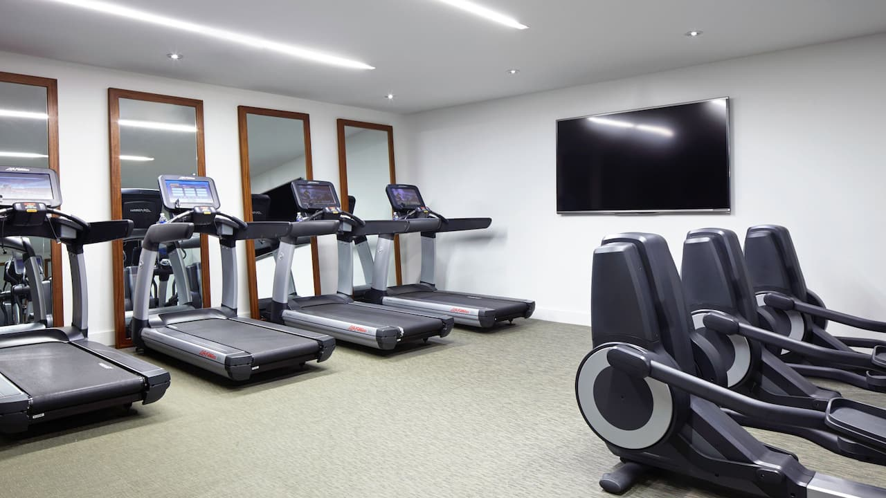 Fitness Center Andaz Wall Street