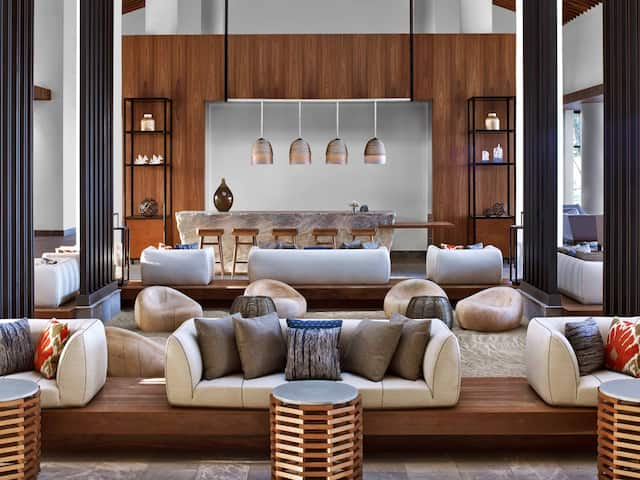 Lobby Seating Andaz Maui at Wailea Resort