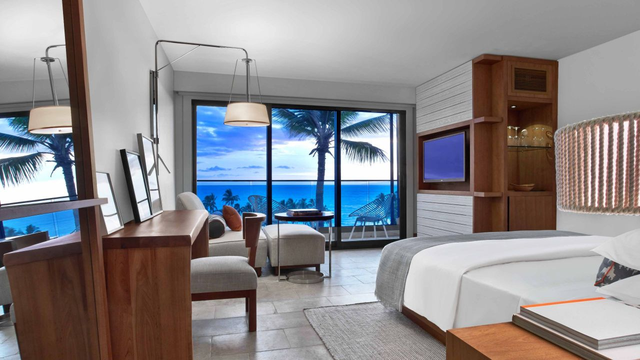 ANDAZ MAUI AT WAILEA RESORT | King Bed Ocean View