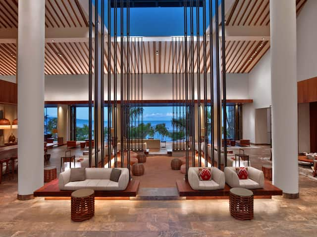 Lobby Seating Area Andaz Maui at Wailea Resort
