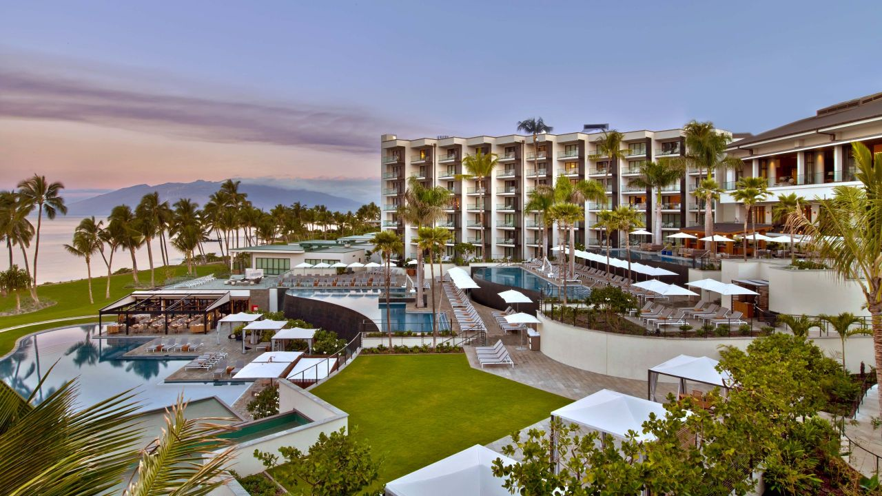 ANDAZ MAUI AT WAILEA RESORT | Nohea Terrace