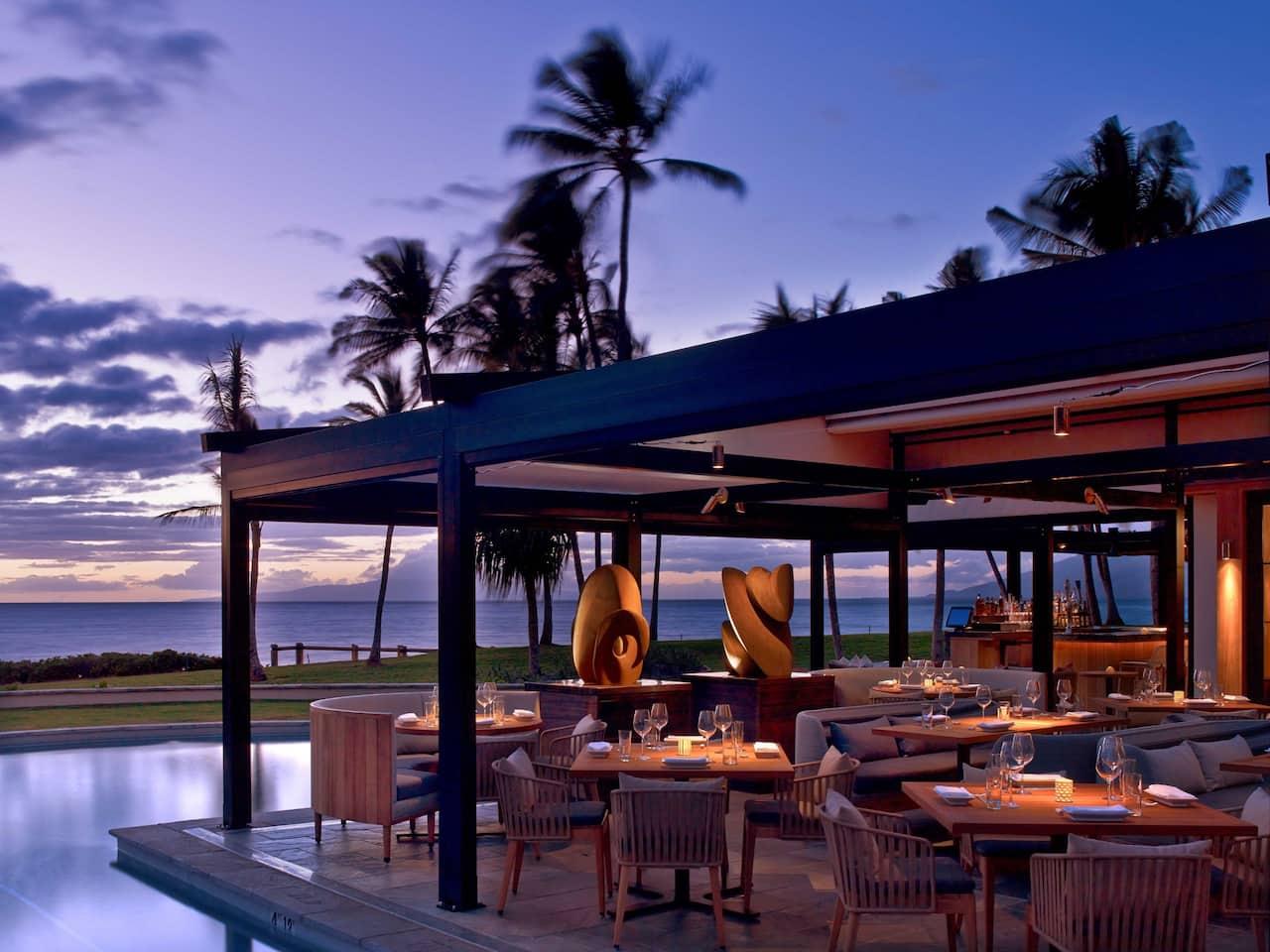Andaz Maui at Wailea Resort Morimoto Maui