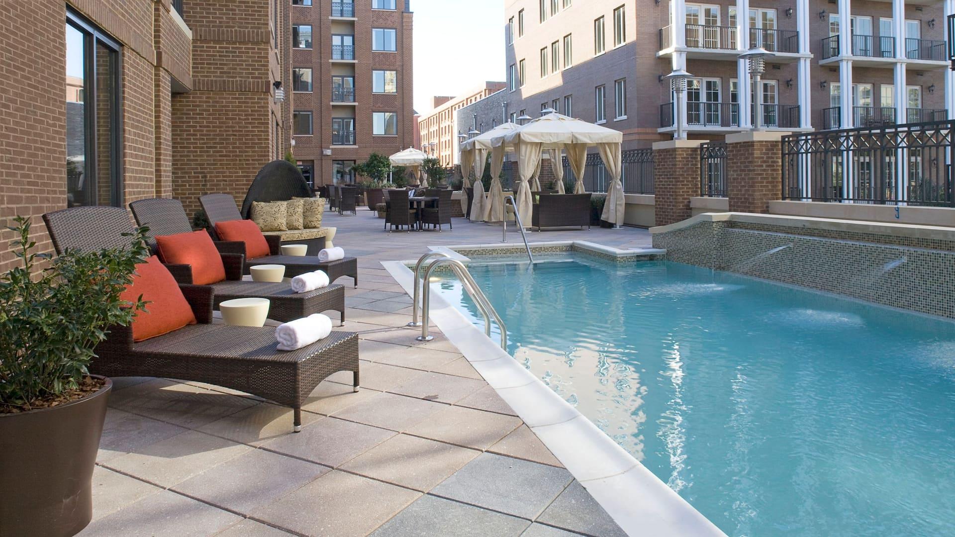 Andaz Savannah Terrace Pool