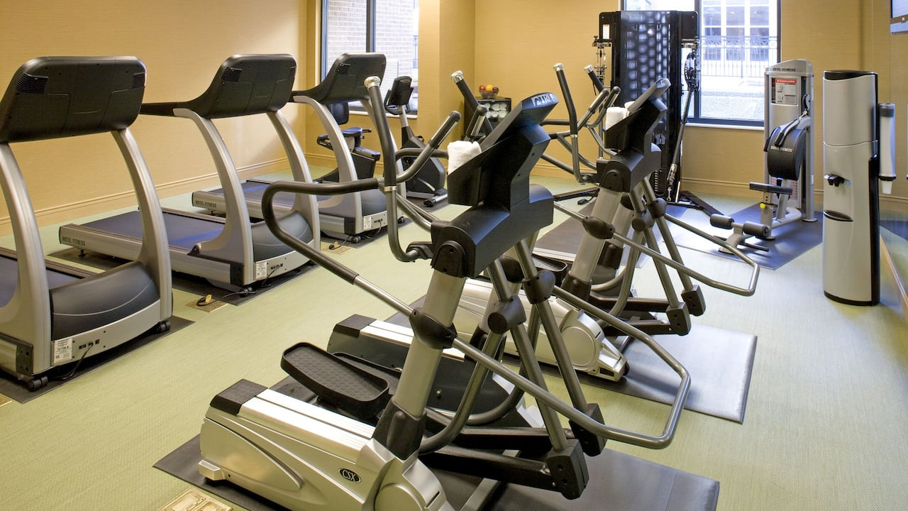 Andaz Savannah Fitness