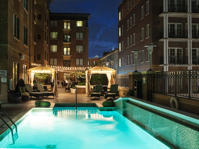 Andaz Savannah Terrace Pool