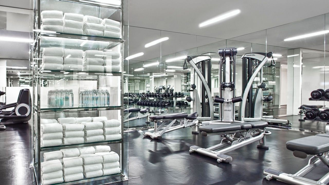 Andaz 5TH AVENUE Gym