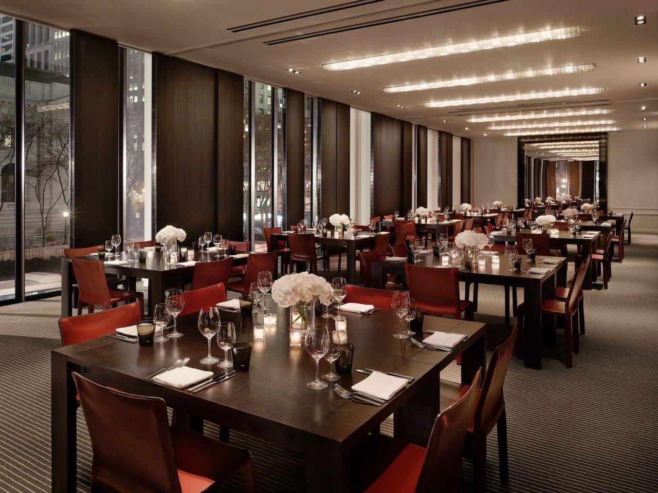 Reception Venues 5th Avenue Andaz 5th Avenue